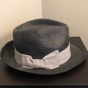 Halogen Fedora With Bow